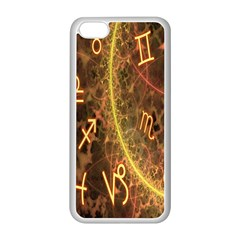 Romance Zodiac Star Space Apple Iphone 5c Seamless Case (white) by Mariart