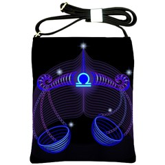 Sign Libra Zodiac Shoulder Sling Bags by Mariart