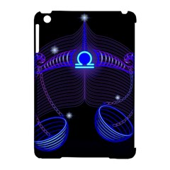 Sign Libra Zodiac Apple Ipad Mini Hardshell Case (compatible With Smart Cover) by Mariart