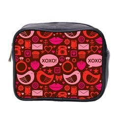 Xoxo! Mini Toiletries Bag 2 Side