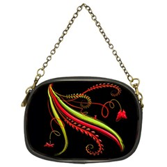 Cool Pattern Designs Chain Purses (one Side)  by Nexatart