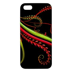 Cool Pattern Designs Apple Iphone 5 Premium Hardshell Case