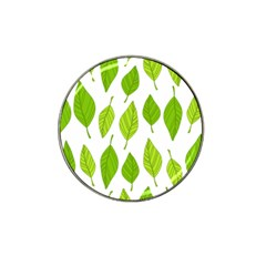 Spring Pattern Hat Clip Ball Marker (4 Pack) by Nexatart