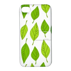 Spring Pattern Apple Iphone 4/4s Hardshell Case With Stand by Nexatart