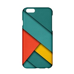 Color Schemes Material Design Wallpaper Apple Iphone 6/6s Hardshell Case by Nexatart