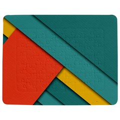 Color Schemes Material Design Wallpaper Jigsaw Puzzle Photo Stand (rectangular)