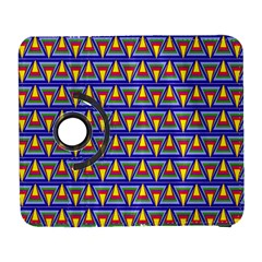 Seamless Prismatic Pythagorean Pattern Galaxy S3 (flip/folio)