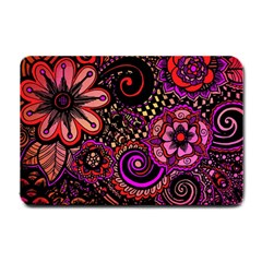 Sunset Floral Small Doormat