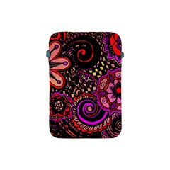 Sunset Floral Apple Ipad Mini Protective Soft Cases