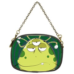 The Most Ugly Alien Ever Chain Purses (one Side)  by Catifornia