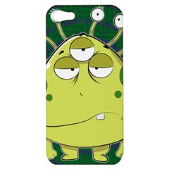 The Most Ugly Alien Ever Apple Iphone 5 Hardshell Case by Catifornia