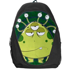 The Most Ugly Alien Ever Backpack Bag by Catifornia