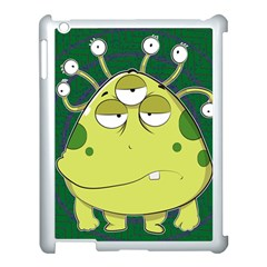 The Most Ugly Alien Ever Apple Ipad 3/4 Case (white) by Catifornia