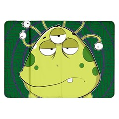 The Most Ugly Alien Ever Samsung Galaxy Tab 8 9  P7300 Flip Case