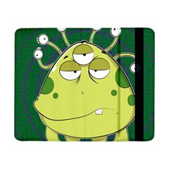 The Most Ugly Alien Ever Samsung Galaxy Tab Pro 8 4  Flip Case by Catifornia
