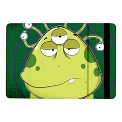 The Most Ugly Alien Ever Samsung Galaxy Tab Pro 10 1  Flip Case by Catifornia