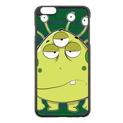 The Most Ugly Alien Ever Apple Iphone 6 Plus/6s Plus Black Enamel Case