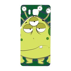 The Most Ugly Alien Ever Samsung Galaxy Alpha Hardshell Back Case by Catifornia