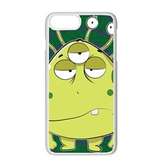 The Most Ugly Alien Ever Apple Iphone 7 Plus White Seamless Case by Catifornia
