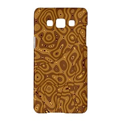 Giraffe Remixed Samsung Galaxy A5 Hardshell Case  by Nexatart