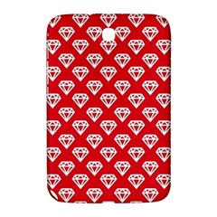 Diamond Pattern Samsung Galaxy Note 8 0 N5100 Hardshell Case  by Nexatart