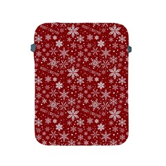 Merry Christmas Pattern Apple Ipad 2/3/4 Protective Soft Cases by Nexatart