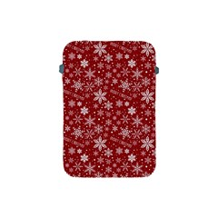 Merry Christmas Pattern Apple Ipad Mini Protective Soft Cases by Nexatart