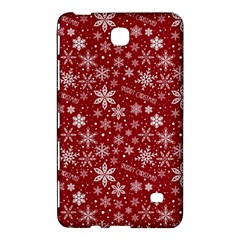 Merry Christmas Pattern Samsung Galaxy Tab 4 (7 ) Hardshell Case  by Nexatart