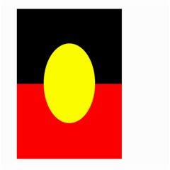 Flag Of Australian Aborigines Large Garden Flag (two Sides) by Nexatart