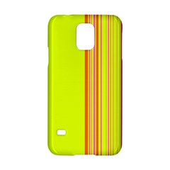 Lines Samsung Galaxy S5 Hardshell Case  by ValentinaDesign