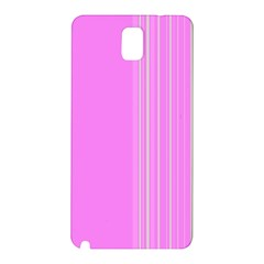 Lines Samsung Galaxy Note 3 N9005 Hardshell Back Case by ValentinaDesign