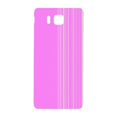 Lines Samsung Galaxy Alpha Hardshell Back Case by ValentinaDesign