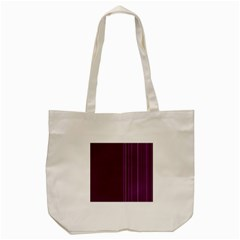 Lines Tote Bag (cream) by ValentinaDesign