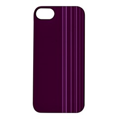 Lines Apple Iphone 5s/ Se Hardshell Case by ValentinaDesign