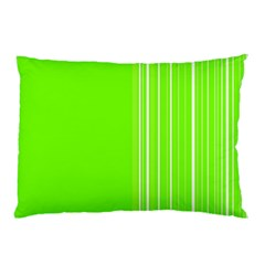 Lines Pillow Case by ValentinaDesign