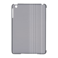 Lines Apple Ipad Mini Hardshell Case (compatible With Smart Cover) by ValentinaDesign