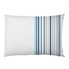 Lines Pillow Case (two Sides) by ValentinaDesign
