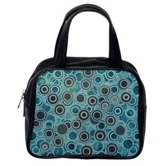 Abstract Aquatic Dream Classic Handbags (one Side) by Ivana