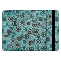 Abstract Aquatic Dream Samsung Galaxy Tab Pro 12 2  Flip Case by Ivana