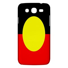 Flag Of Australian Aborigines Samsung Galaxy Mega 5 8 I9152 Hardshell Case  by Nexatart