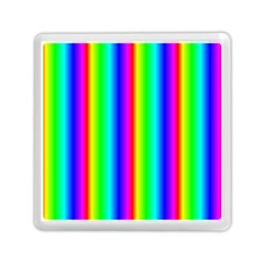 Rainbow Gradient Memory Card Reader (square)  by Nexatart