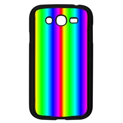 Rainbow Gradient Samsung Galaxy Grand Duos I9082 Case (black)