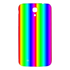 Rainbow Gradient Samsung Galaxy Mega I9200 Hardshell Back Case by Nexatart