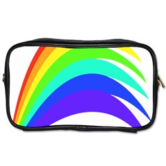 Rainbow Toiletries Bags 2 Side by Nexatart