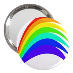 Rainbow 3  Handbag Mirrors by Nexatart