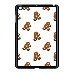 Gingerbread Seamless Pattern Apple Ipad Mini Case (black) by Nexatart