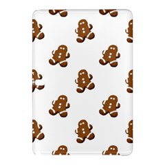 Gingerbread Seamless Pattern Samsung Galaxy Tab Pro 10 1 Hardshell Case