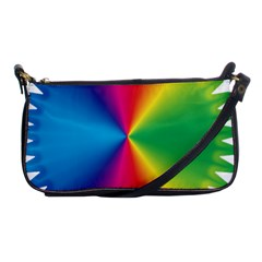 Rainbow Seal Re Imagined Shoulder Clutch Bags by Nexatart