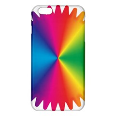 Rainbow Seal Re Imagined Iphone 6 Plus/6s Plus Tpu Case by Nexatart