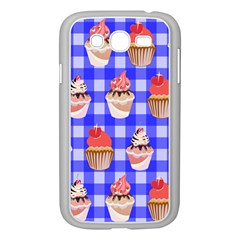 Cake Pattern Samsung Galaxy Grand Duos I9082 Case (white)